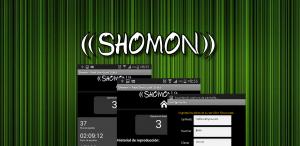 Shomon - Shoutcast Radio monitor
